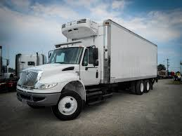 USED 2009 INTERNATIONAL 4400 REEFER TRUCK FOR SALE IN MS #6505