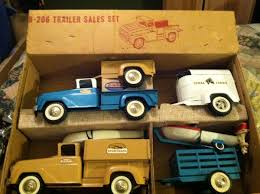 Vintage Tonka Trucks | Collectors Weekly | Vintage Things I Can't ... Restoring A Tonka Truck With Science Hackaday Are Antique Trucks Worth Anything Referencecom Vintage Toys Toy Cars Bottom Dump Old Vtg Pressed Steel Tonka Jeep Made In Usa Bull Dozer Olde Good Things Truck Lot Vintage Cement Mixer 620 Pressed Steel Cstruction Truck Farms Horse With Horses 1960s Replica Packaging Motorcycle How To And Repair Vintage Tonka Trucks Collectors Weekly Free Images Car Play Automobile Retro Transport Viagenkatruckgreentoyjpg 16001071