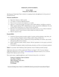Best Cv Resume Sample Emr Analyst Basic Welder Helper