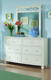 Raymour And Flanigan Lindsay Dresser by Roundhill Furniture Laveno 012 White Wood 7 Drawer Dresser And