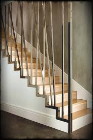 Stairs: Modern Banister Styles | Modern Stair Railing | Modern ... Contemporary Stair Banisters How To Replace Banister Stair Banister Rails The Part Of For What Is A On Stairs Handrail Code For And Guards Stpaint An Oak The Shortcut Methodno Architecture Inspiring Handrails Beautiful 25 Best Steel Handrail Ideas On Pinterest Remodelaholic Diy Makeover Using Gel Stain Wood Railings Best Railing Amazoncom Cunina 1 Pcs Fit 36 Inch Baby Gate Adapter Kit Michael Smyth Carpentry
