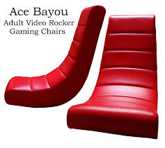 Ace Bayou Rocker Gaming Chair by Gaming Chairs My Grand Haven Estate Sale