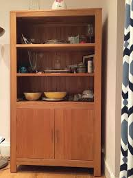 Beautiful Solid Oak Kitchen Dining Room Or Living Dresser For Sale Urgently