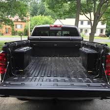 Truck Bed Storage - 2014 - 2018 Chevy Silverado & GMC Sierra - GM ... How To Install Undcover Swing Case Truck Bed Tool Box Youtube Undcover Passenger Side Fits 52019 Ford F150 Ebay Toolbox Nissan Titan With Utili Track Without Swingcase Storage Boxes Over Wheel Well Truck Tool Box Tacoma World Sc203d Fresh Toolbox Realtruck Drivers Side Ranger Mk56 12 On Truxedo Tonneaumate For Trucks
