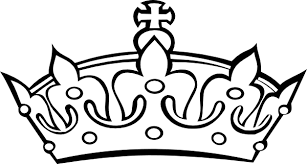 Crown Clipart Black And White Crown Black And White Princess Crown Clipart Black And White Free