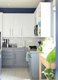 couleur armoire cuisine idées réno pour la cuisine