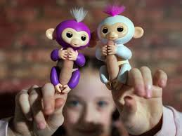 Fingerlings Are The Most Popular Toy This Holiday Getty Dan Kitwood WMT Walmart