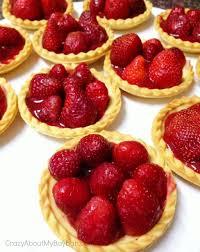 Mini Strawberry Pie Recipe