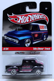 100 50s Chevy Truck Hot Wheels Collectors