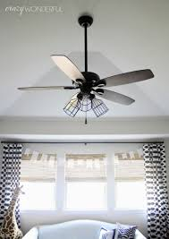 Casablanca Ceiling Fans With Uplights by Ceiling Fans With Uplight Fan Upgrade Install And Remote Led Up