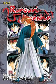 Rurouni Kenshin 3 In 1 Edition Vol