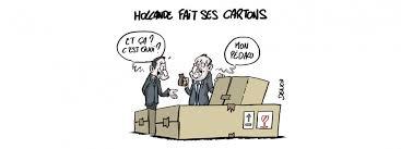 humour pot de depart en images le départ de françois hollande en 27 dessins de presse
