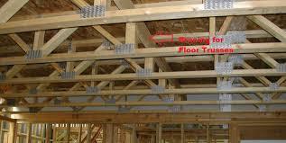 Squeaky Wood Floor Screws by Squeaky Wood Floors Floor Truss Bracing Squeaky Floors Squeaks