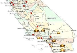 Map Of Cities Elegant Town Pictures In And Detailed California Towns