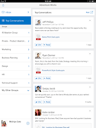 Get Going with New Yammer Mobile Apps fice Blogs