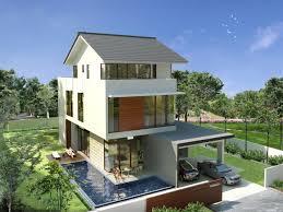 100 Bungalow Design Malaysia Modern Home Plans Blueprints