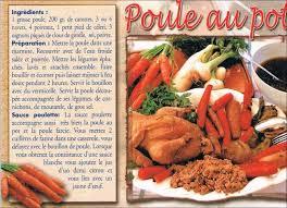 poule au pot lyon recette l auvergne vue par papou poustache auvergne une région