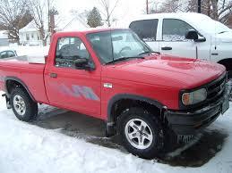 1994 Mazda B-Series Pickup - Information And Photos - ZombieDrive