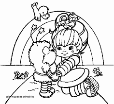 20 Lovely Friendship Coloring Pages