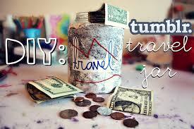 DIY Tumblr Inspired Travel Jar