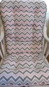 Glider Rocking Chair Cushions For Nursery by Rocking Chair Pads For Baby Nursery New Glider Rocker Cushions