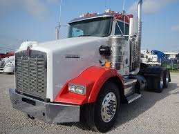 USED 2011 KENWORTH T800 DAY CAB TANDEM AXLE DAYCAB FOR SALE IN TX #2646