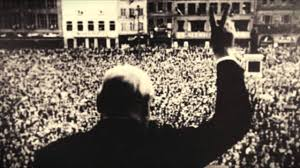churchill s iron curtain speach at westminster college youtube