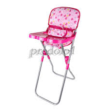 MagiDeal Baby Dining Chair ABS Plastic Furniture Toy For 9\