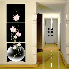 5pcs Colorful Flower Full Drill 5d Diy Diamond Paintings Kits Home