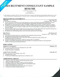 Human Resources Resume Objective Hr Recruitment Sample Assistant Principal Resumes It