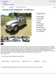 100 Charleston Craigslist Cars And Trucks For 7500 Is This 1963 Citron 2CV Worth A DeuxOver