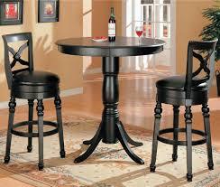 100 Bar Height Table And Chairs Walmart 3 Piece Bar Table Set Joandgiuinfo