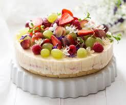 sommerlicher glace kuchen