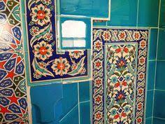 turkish tiles by belinda nadwie paintings for sale bluethumb