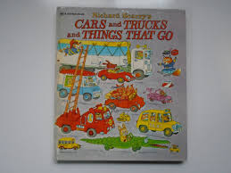 Cars And Trucks And Things That Go, Richard Scarry, Golden Book ... Cars And Trucks Things That Go Quilt Blueberry Hill Crafting That Amazoncouk Richard Scarry Wont Go Out Of Style Pdf Free Read Online Left Hand From Germany Tel 49 1626903682 Book Club Why Scarrys Busytown Has The Worst City Orange Dodge Charger With Black Rims And Pinterest Under Dust Rust New Classic Up For Auction Wcai Key West Ford Trucks Used By Sales Service Gokart World