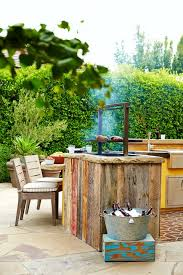 Garden Kitchen Ideas 15 Outdoor Kitchen Design Ideas And Pictures Al Fresco