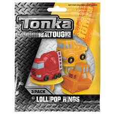 100 Tonka Truck Birthday Party S Lollipop Rings Construction Tableware And Dcor