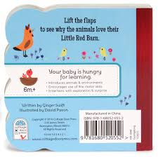 Little Red Barn: Lift-a-Flap Board Book (Babies Love): Ginger ... Buy A Custom Industrial Lighting Red Bnwarehouse Style The Barn Home Printable Coupons In Store Coupon Codes Little Biscuits Bbq Lawrenceville Ga Colorful Business Wordpress Themes Wp Dev Shed Old Ottawa Kansas Franklin County Ka Flickr Teaching Kitchen Cooking Class Clayton Georgia Click On The Auto Value Bumper T Page 3a Rowleys Fall Acvities 2017 Pottery Ideas On Bar Tables Shoes For Women Men Kids Payless