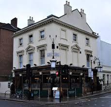 100 The Portabello Earl Of Lonsdale Pub On Portobello Road London