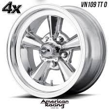 4 American Racing 109 TT O 15