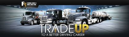 Local Truck Driver, CDL-A Home Daily Job In Alexandria - Floride Rock