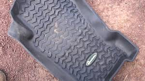 quadratec floor mats for jeeps 1999 grand cherokee youtube