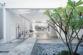 100 Wall Less House Contemporary White Walls With Light Wooden Flooring Make