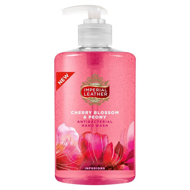 Imperial Leather Hand Wash - Cherry Blossom, 300ml