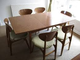 1960's Dining Table And 6 Matching Chairs | In Barnt Green, West ... 1960s Ding Room Table Chairs Places Set For Four Fringed Stanley Fniture Ding Chairs By Paul Browning Set Of 6 For Proper Old Room Tempting Large Chair Pads As Well Broyhill Newly Restored Vintage Aptdeco Four Rosewood Domino Stildomus Italy Ercol Ding Room Table And 4 Chairs In Cgleton Cheshire Teak Table Greaves Thomas Mid Century Duck Egg Green Bernhardt Modern Walnut Brass Lantern Antiques Niels Otto Mller Two Model No 85 Teak