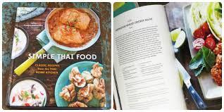 cuisine thailandaise recettes mes livres de cuisine thaïlandaise préférés la plus