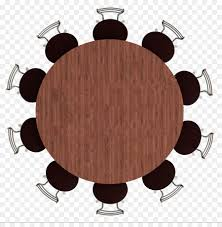 Round Table Chair Dining Room Stock Photography