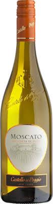 Castello del Poggio Moscato White Wines BevMo