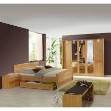 schlafzimmer komplettset bordeaux aus erle 4 teilig