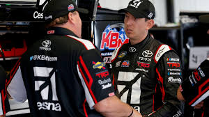 100 Truck Series Drivers Kyle Busch Threatens To Shutter Team If NASCAR Bans Cup